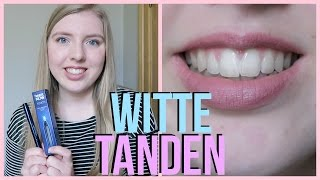 WITTERE TANDEN IN 1 MINUUT / Signal White Now Touch