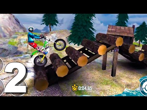 Trial Xtreme 4 Remastered (by Deemedya INC) Gameplay Walkthrough 6-10 Levels (Android)