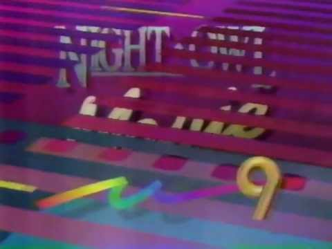 KMSP-TV Minneapolis late night commercial break 1990