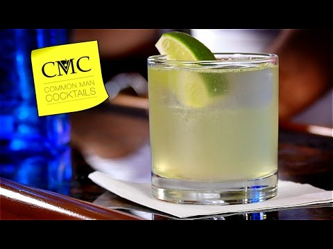 🌿🌿 G&T Mondays: Cilantro Lime Gin & Tonic / Easy Gin Drinks
