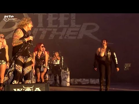 Steel Panther Wacken Open Air 2016 full show