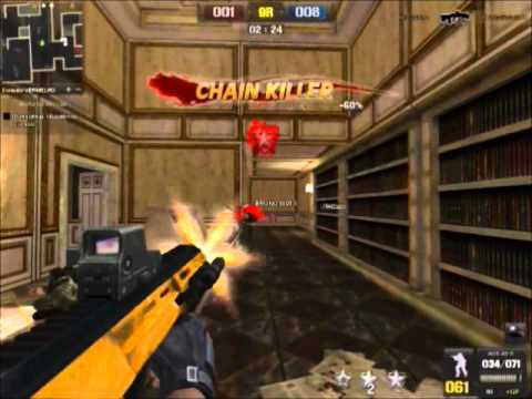 Point Blank Sniper L11 e Aug.G Frag Movie