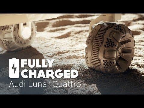 Audi Lunar Quattro | Fully Charged