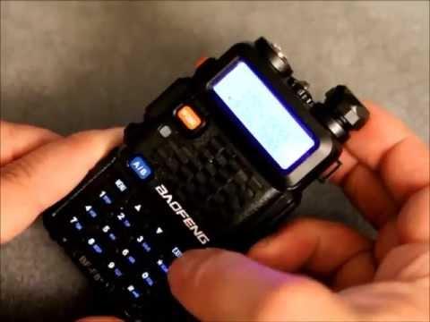 Baofeng BF-8+ Dual Band Transceiver radio-mart.net