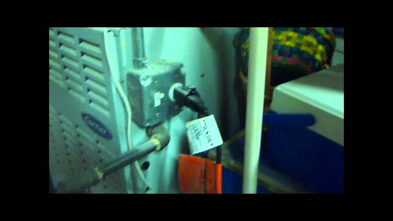 2000 Carrier 90,000 BTU Gas-Furnace - YouTube