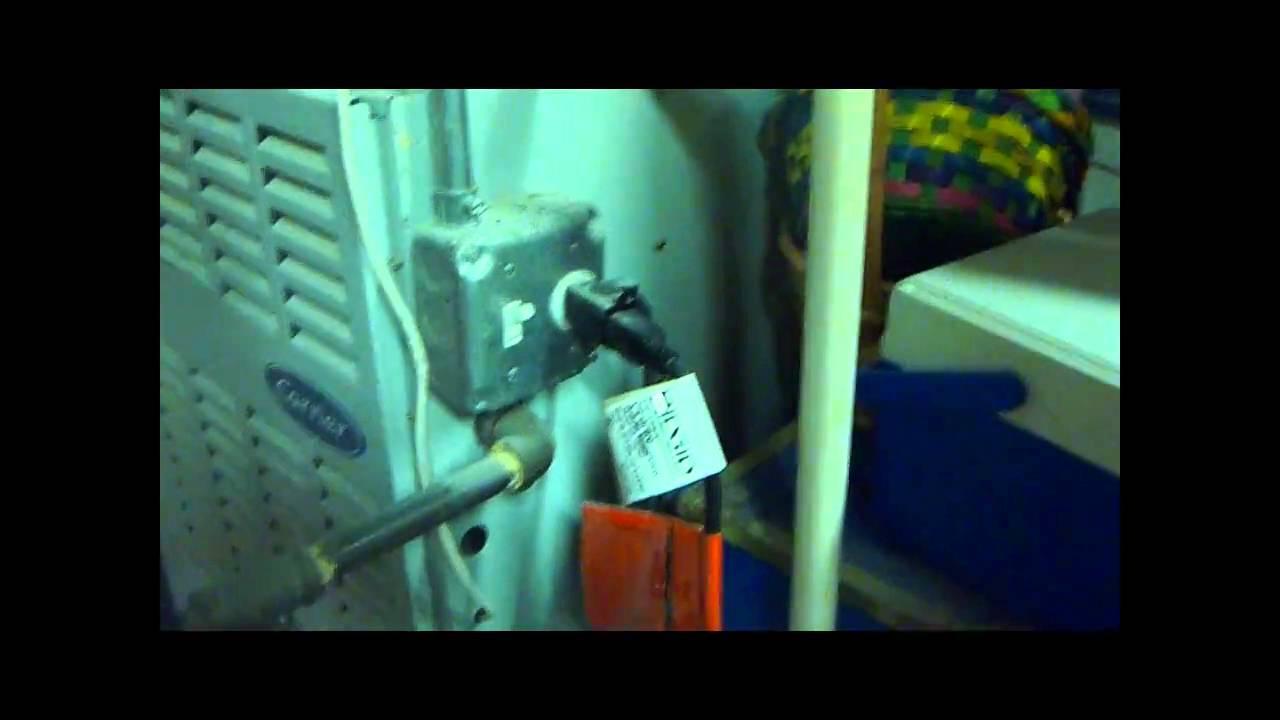 2000 Carrier 90,000 BTU Gas-Furnace - YouTube