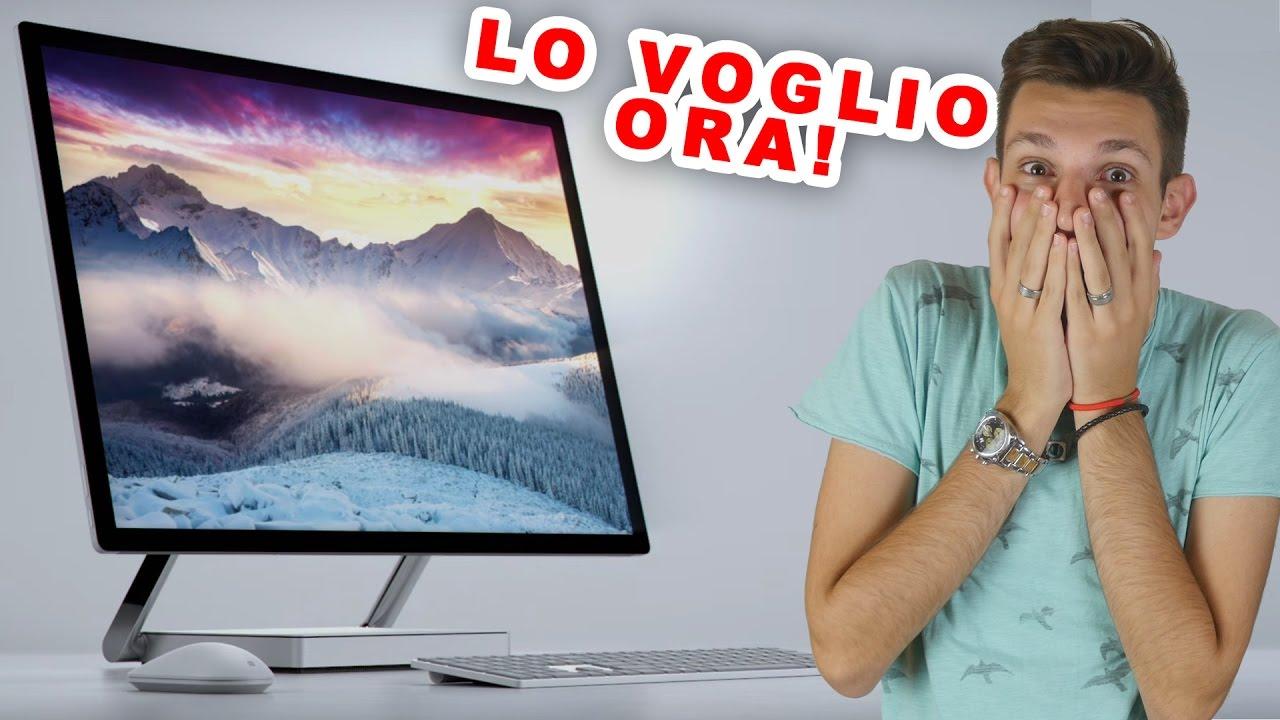 Surface studio vs imac new - Surface Studio Vs Imac Ita Youtube