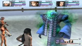 Xenosaga - Episode II - Jenseits von Gut und Bose  character gameplay on PCSX2