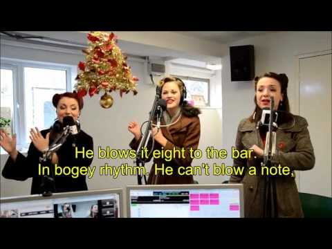 Boogie Woogie Bugle Boy (by The Three Belles) with lyrics