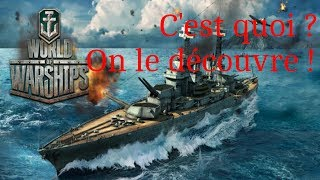 [World Of Warships] #Découverte
