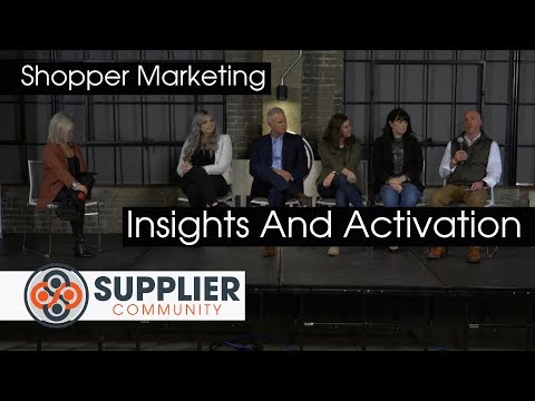 Shopper Marketing Insights And Activation