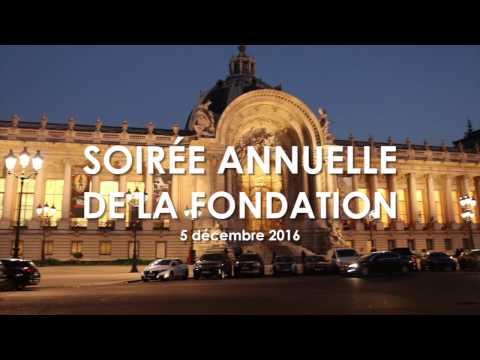 Soirée annuelle de la Fondation Groupe ADP