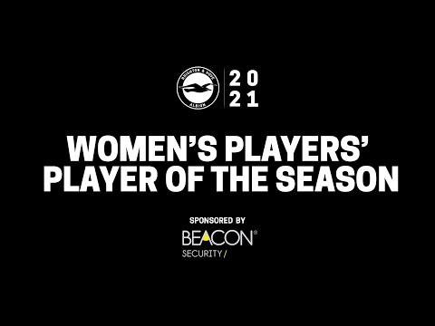 Women's Players' Player 2021: Inessa Kaagman
