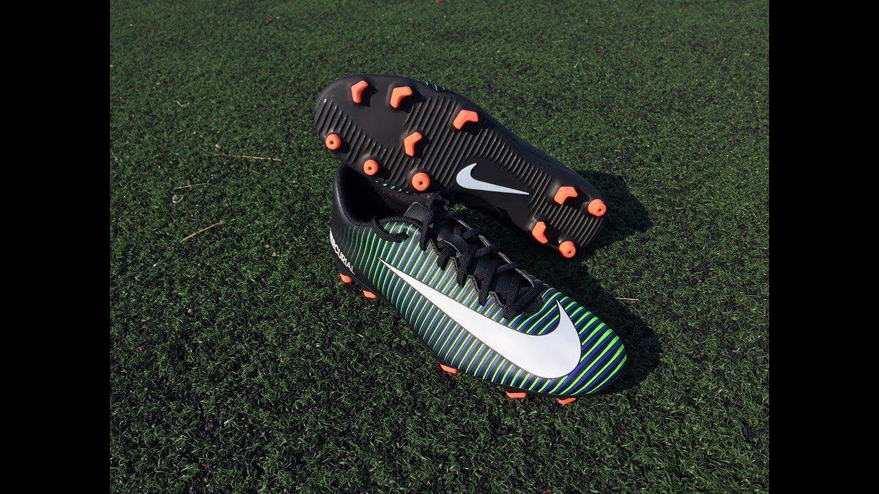 87463bd7 Бутсы Nike Mercurial Vortex III FG 831969 014 - YouTube