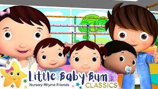 Ten Little Babies Song! +More Nursery Rhymes & Kids Songs - ABCs and 123s | Little Baby Bum