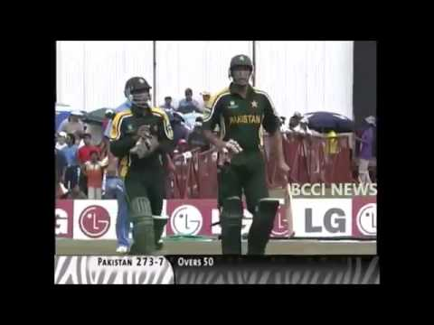 India vs Pakistan 2003 World Cup Match Full Highlights thumbnail
