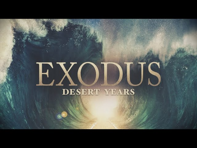 Exodus: Desert Years Series