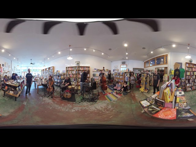 Parker Meridien - Live at The Book Catapult