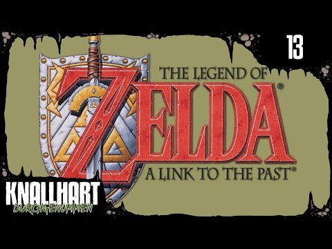 [13] The Legend Of Zelda: A Link To The Past mit Simon | Knallhart Durchgenommen | 07.03.2016