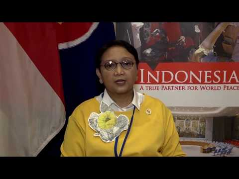 Welcoming Message from the Minister for Foreign Affairs