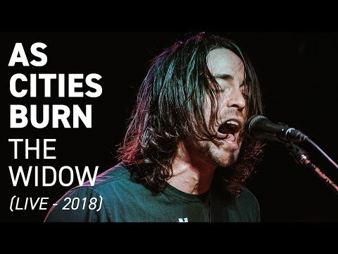 As Cities Burn - The Widow (Live at The Hoosier Dome - 10.26.18)