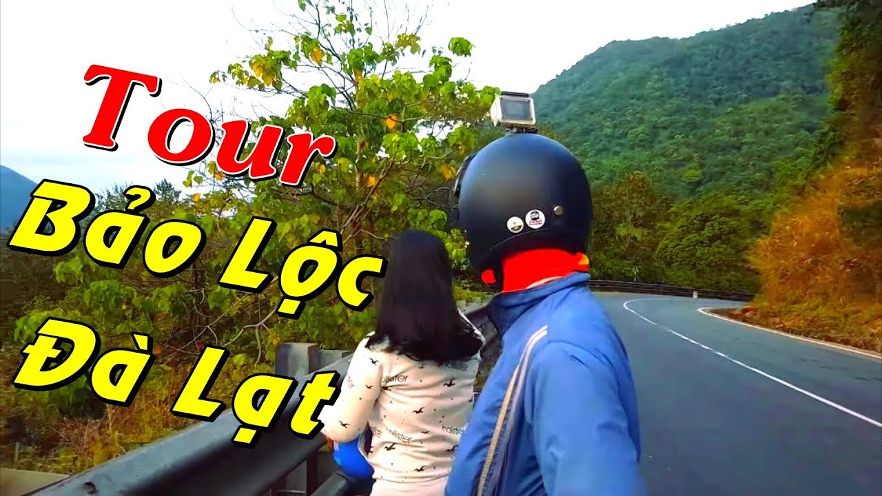 Phượt Tour Đà Lạt - Bảo Lộc | Đường lên chùa Linh Quy Pháp Ấn (Lâm Đồng) | Phượt Bất Ổn