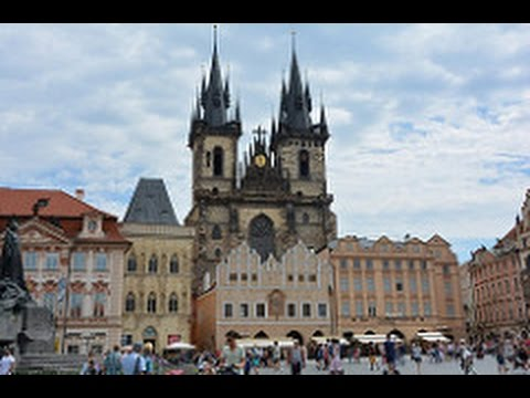Prague, Baby!-The Paris of the East