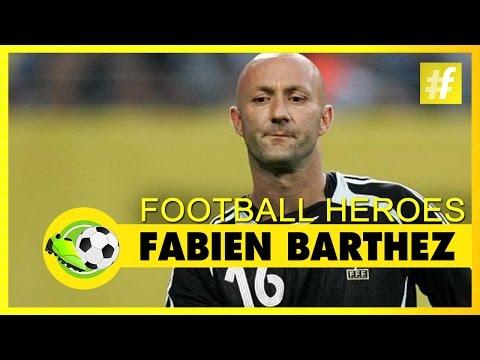 Fabien Barthez | Football Heroes | Full Documentary