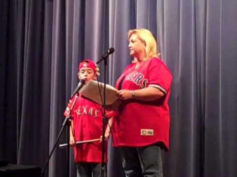 Prairie Trail Elementary 2010 Talent Show Leland W...