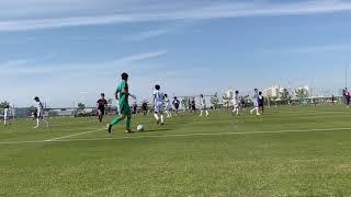 第97回 関西学生サッカーリーグ前期第2節 関西大学vs近畿大学