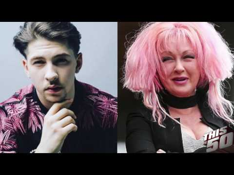 Dex Lauper on Success of His Mom, Cyndi Lauper; Meeting Eminem & Prince; Making Music
