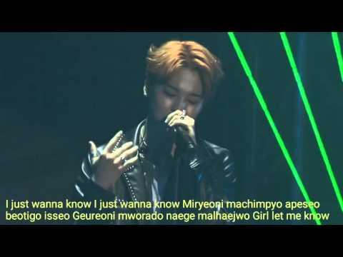 Bangtan Boys (BTS) - Let Me Know (Romanization Lyrics)