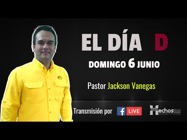Prédica Pastor Jackson  HD