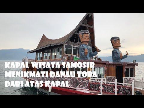 Kapal Wisata Samosir   Kapal Pesiar Terbaru Di Danau Toba   Danau Toba Cruise Mp3