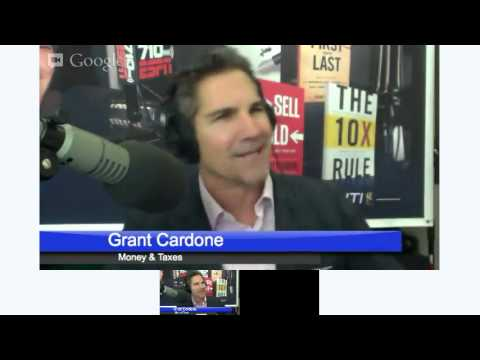 Taxes & Money - Cardone Zone