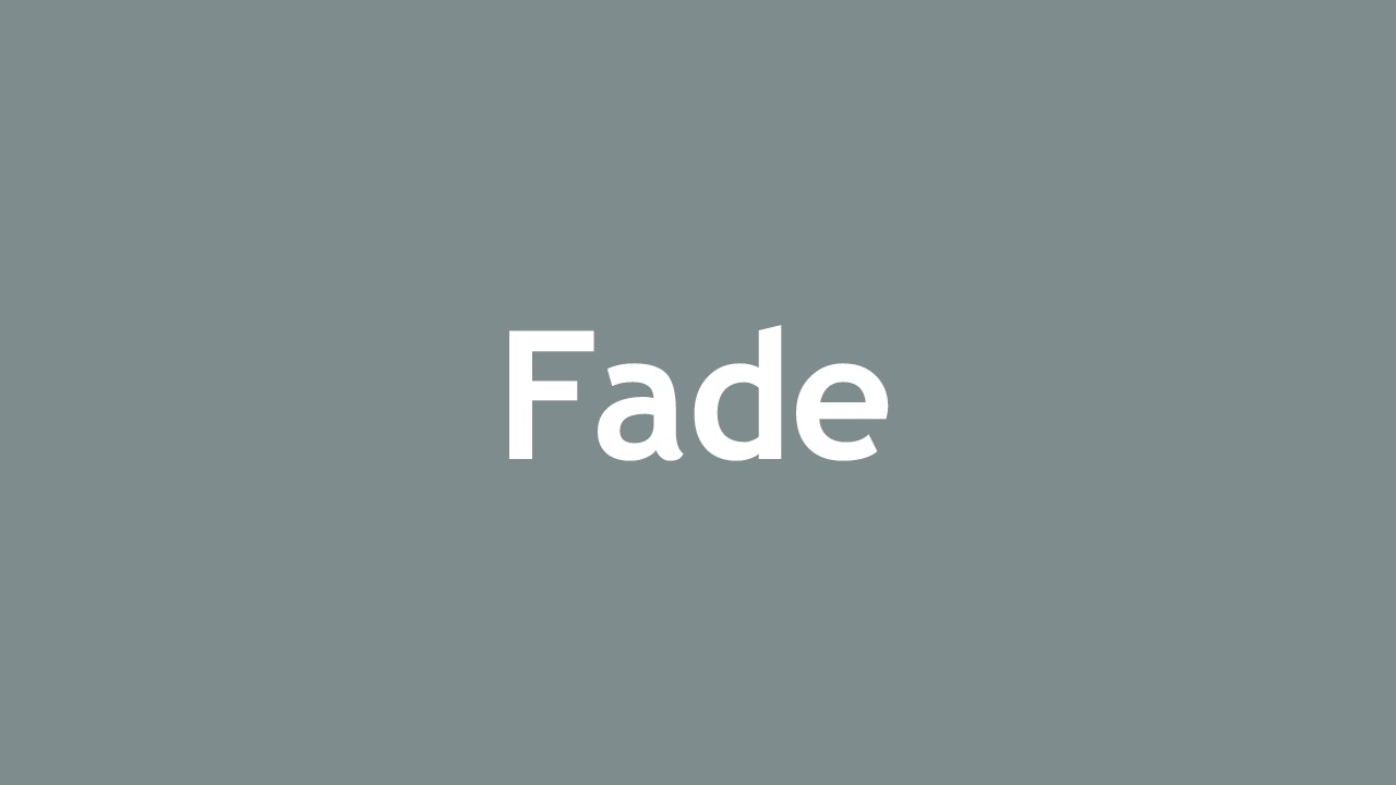 [ jQuery In Arabic ] #05 - Effects - Fade In / Fade Out / Fade Toggle /  Fade To