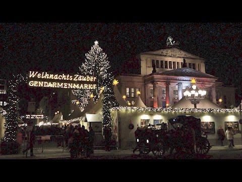 WeihnachtsZauber GENDARMENMARKT 2016 in Berlin eröffnet