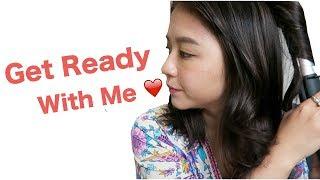 GetReadyWithMe♡お気に入りのプチプラコーデ!