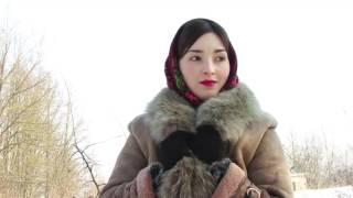 Зимняя фотосессия на природе с очаровательной Леночкой Лукашик.