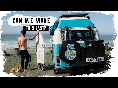 VAN LIFE: Mental Health & Staying Sane Whilst Traveling // S03E11