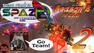 Space Pirates and Zombies 2 ► Let's Play Season 2 - Ep 2 ► We are the Void! (1440/60)