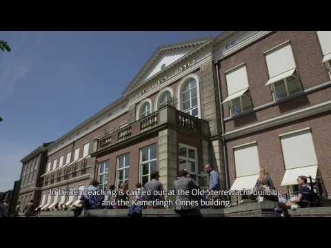 Virtual tour Leiden Law School