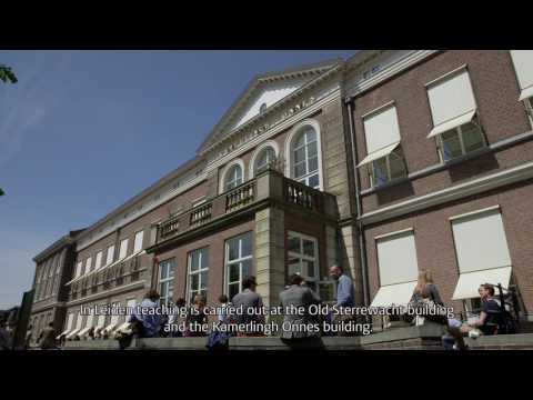 Virtual tour Leiden Law School
