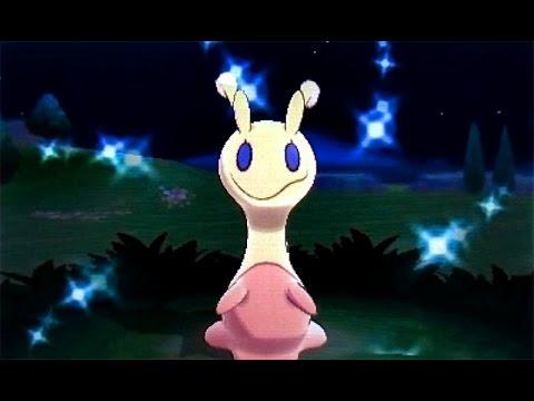 shiny sliggoo in friend safari pokemon x youtube