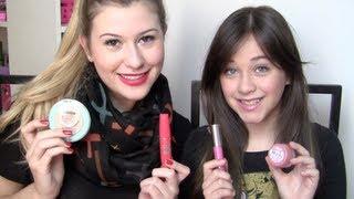 Maquiagem para pré-adolescente