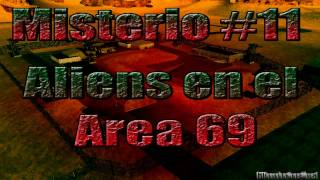 Misterios Del GTA San Andreas (No Mods) - 11# Aliens En El Área 69