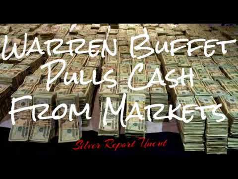 Alert! Warren Buffet Pulls Cash From Markets