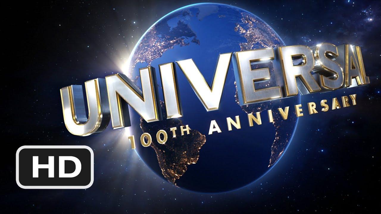 New Universal Logo Logos Through Time 100th Anniversary 2017 Hd You