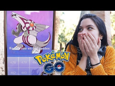 HE CAPTURADO el MINI PALKIA IMPOSIBLE CASI 100%?! - Pokemon Go | SoninGame thumbnail