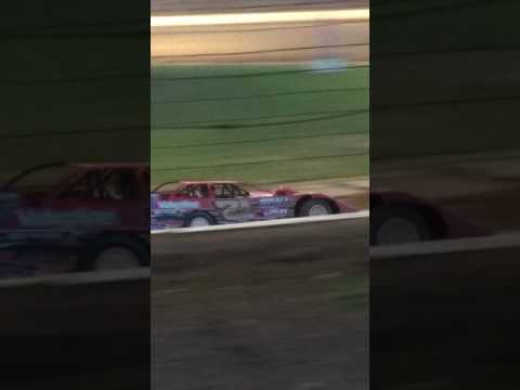 Conley racing Portsmouth speedway